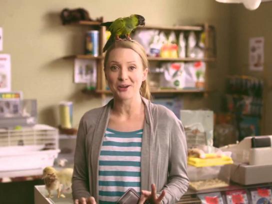 Think Money Film Ad -  Pet Shop