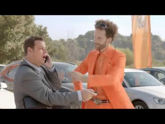 Sixt Film Ad -  Karate