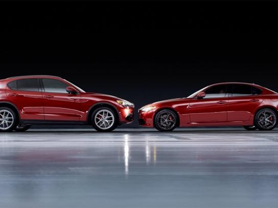 Alfa Romeo Film Ad - Wicked Game