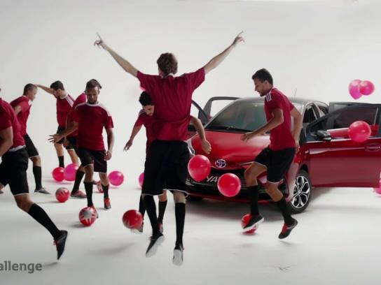Toyota Film Ad - Ten in a Yaris