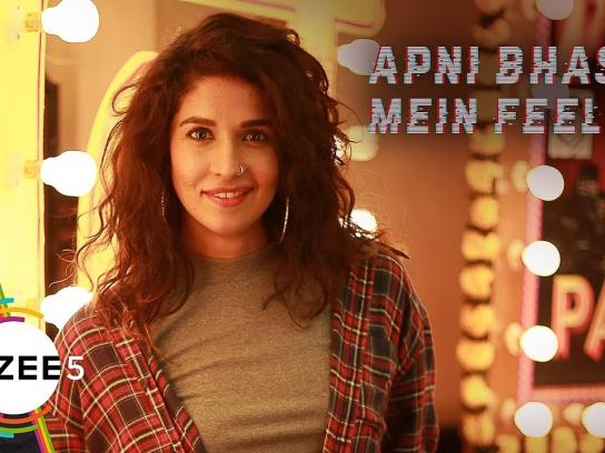ZEE5 Film Ad - ZEE5 - Full Brand Anthem - Hindi Version #ApniBhashaMeinFeelHai