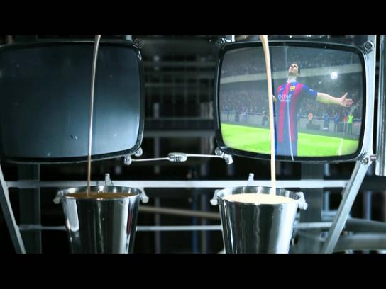 FIFA 15 Film Ad -  The bitter-sweet taste of football