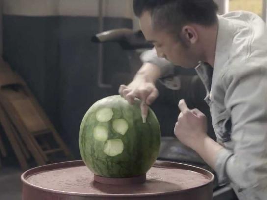 Microsoft Digital Ad -  Watermelon