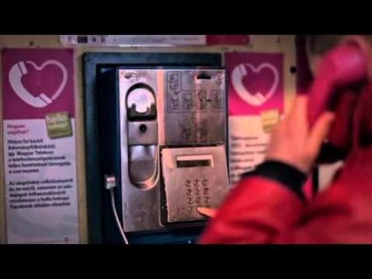 T-Mobile Ambient Ad -  Charity Booth