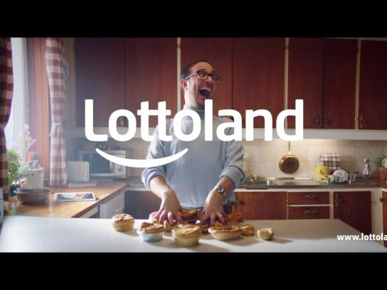 Lottoland Film Ad - Pies