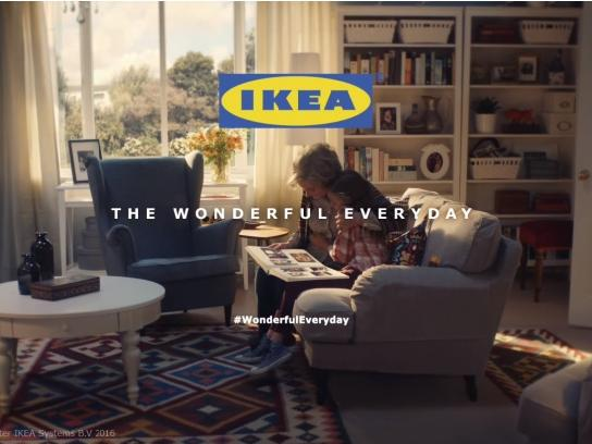 IKEA Film Ad - Wonderful Life