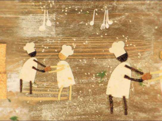 Rezh-Khleb Film Ad - Bread