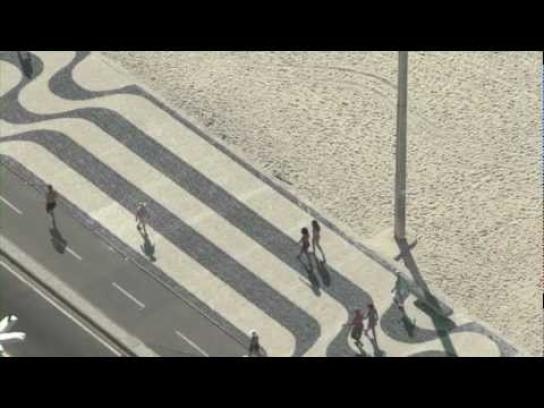Niely Cosméticos Ambient Ad -  Straightening Copacabana's Waves