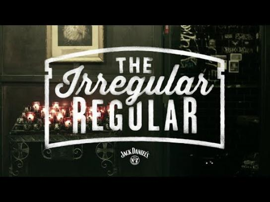 Jack Daniel's Digital Ad -  The Irregular Regular