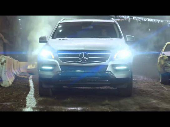 Mercedes Film Ad -  Derby