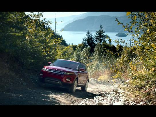 Range Rover Film Ad -  The Collector