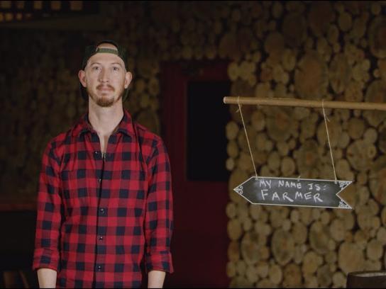 Oskar Blues Film Ad - Farmer's First Attempt