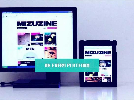 T-Mobile Digital Ad -  Mizuzine