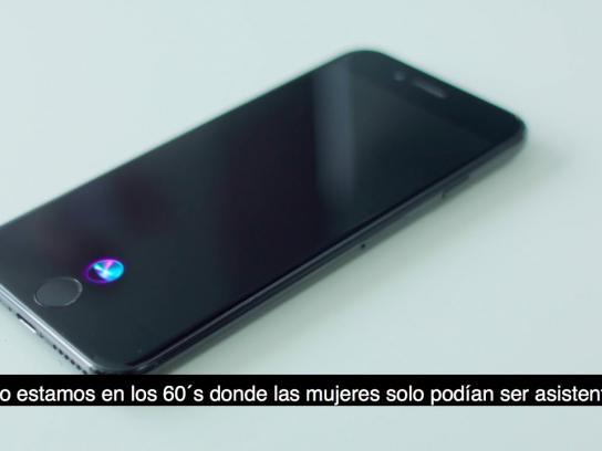 CEPAM Guayaquil Digital Ad - #GirlSpeakLouder - Siri