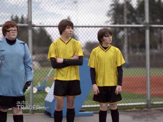 Auto Trader Film Ad -  Soccer mom
