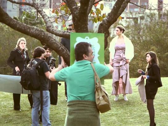 Fundação Grupo Boticário Ambient Ad -  Talking trees