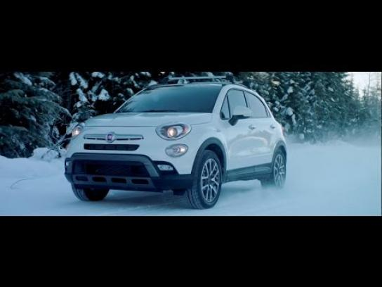 Fiat Film Ad - Dogsled