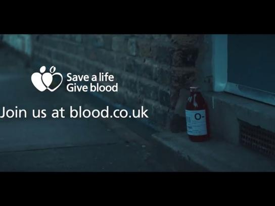 NHS Blood and Transplant Film Ad - Whistle