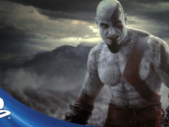 God of War Film Ad -  From Ashes