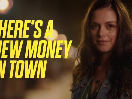 PayPal Film Ad -  There's a new money in town