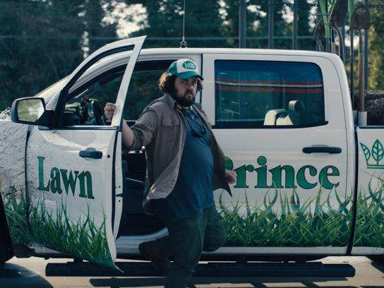 RaceTrac Film Ad - Lawn Prince Treats Himself to Whatever