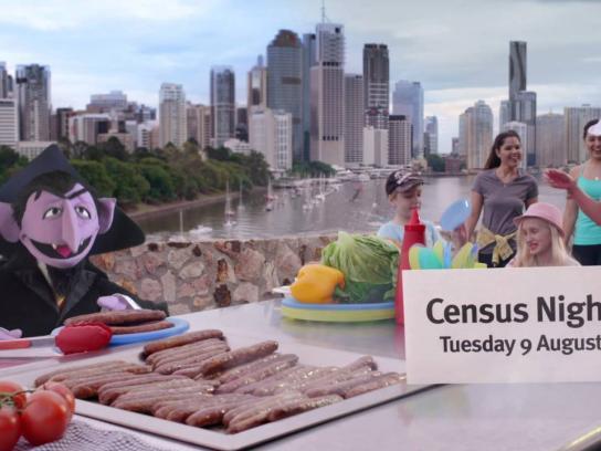 Queensland Treasury Film Ad - Census night