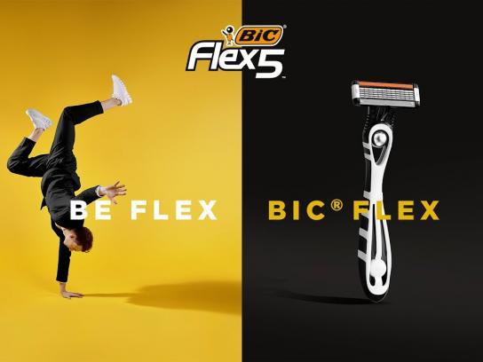 BIC Film Ad - Be Flex