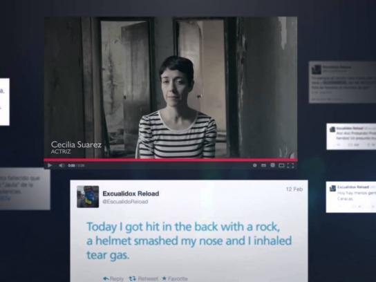 Efecto Eco Digital Ad -  Give voice