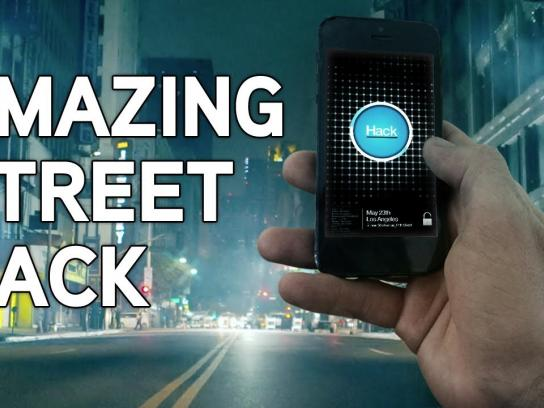 Watch Dogs Ambient Ad -  Amazing Street Hack