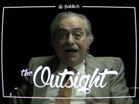 Publicis Digital Ad -  The Outsight