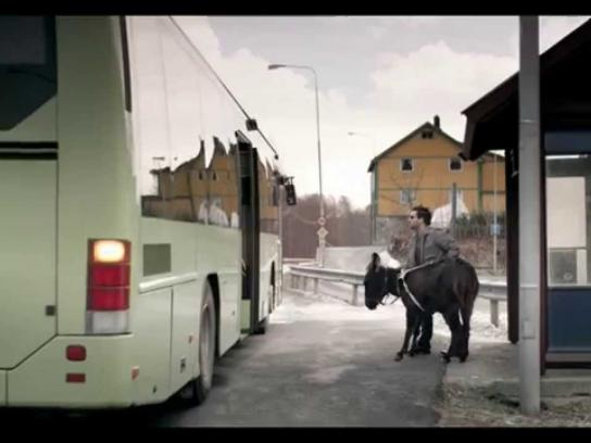 Norwegian Association of the Blind Film Ad -  Could have been worse