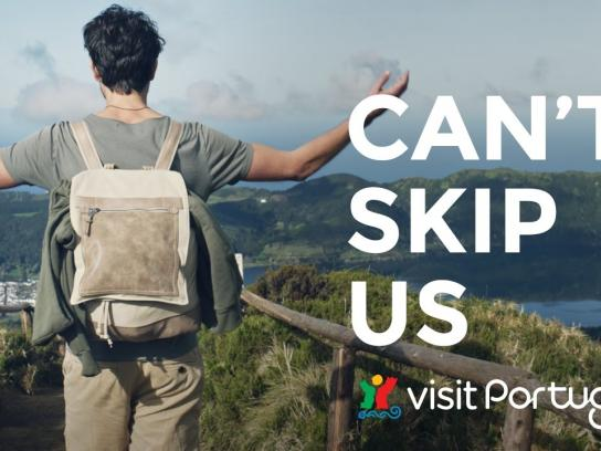 Turismo de Portugal Film Ad - Can't Skip Freedom