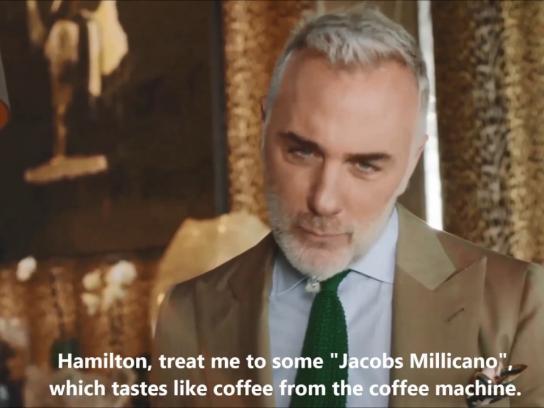 Jacobs Millicano Film Ad - Dancing Millionaire