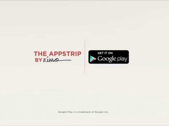 Ximo Digital Ad -  The Appstrip by Ximo