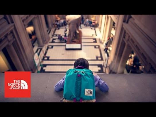 The North Face Film Ad -  Never stop