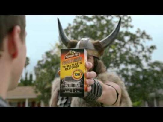 Armor All Film Ad -  Pride