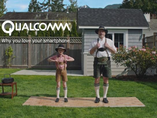 Qualcomm Film Ad - Ignore This