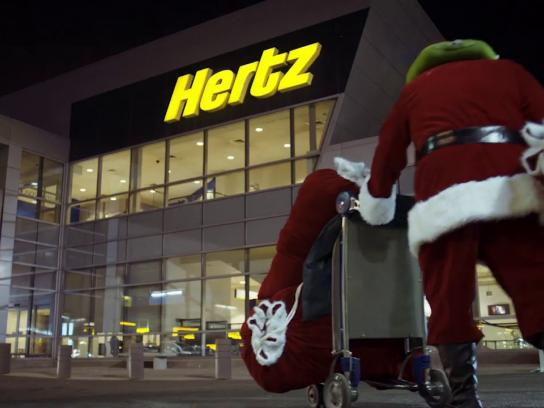 Hertz: Santa is Coming
