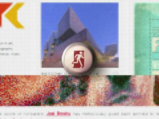 SESC_Videobrasil Digital Ad -  Escape Button