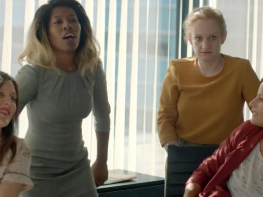 Orange Film Ad - The Office