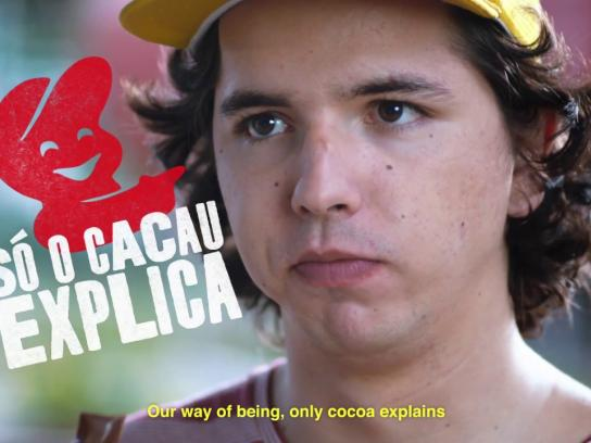 Nestle Film Ad - What Makes Brazilians So Unique?