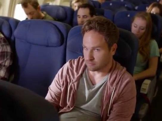 Doritos Digital Ad -  Middle seat