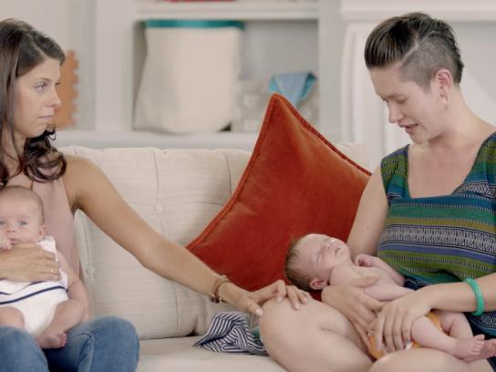 Similac Digital Ad -  #EndMommyWars
