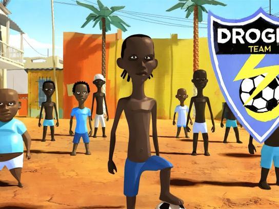 UNDP Film Ad -  Drogba vs. Malaria