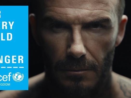 Unicef Film Ad - Violence marks forever