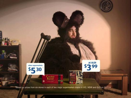ALDI Film Ad -  Cheese