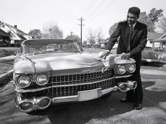 Cadillac Film Ad - Carry