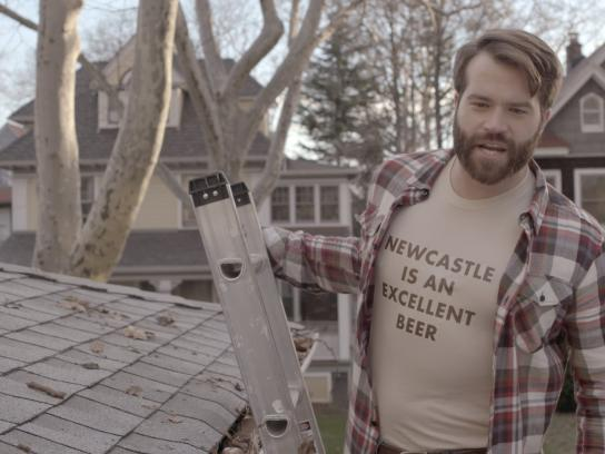 Newcastle Brown Ale Digital Ad -  Chores