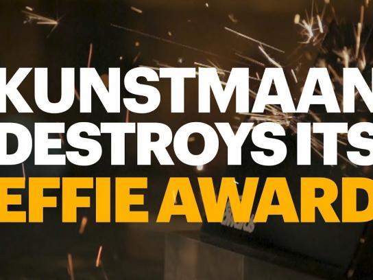 We Received a Prestigious Award… And Destroyed It