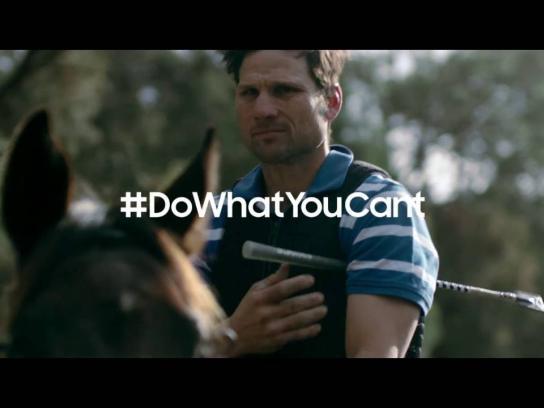 Samsung Film Ad - Shane Rose